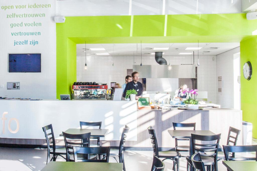 Het Floreshuis restaurant